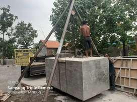 Saptictank tandon air beton cor