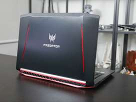 Acer Pedator helios 300 - 16GB Ram + 128GB SSD + 1TB HDD