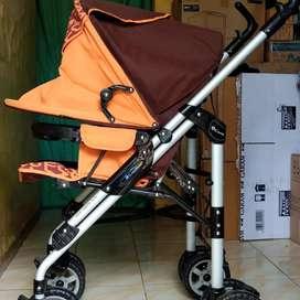 Stroller Bayi Atau Balita Merk capella