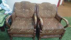 Five seter sofa set