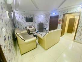Appartment in Citi Housing, facing main Road & just 50ms from GT Road