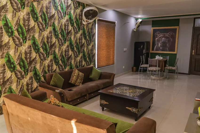 2 bedroom luxury Apartment for Rent DHA( Daily,weekly,Monthly Rental ) 0