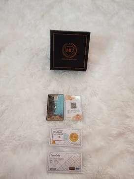 MiniGold Emas Murni 24Karat 0,05gr