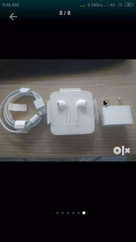 iPhone 7+ all accessories original