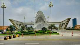 Precinct- 01 272 sq. yards residential plot available in bahria town