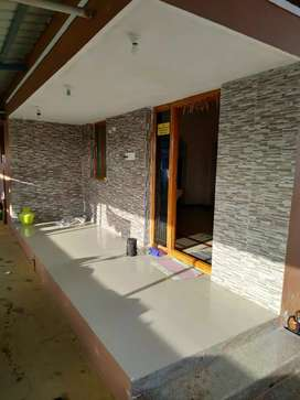 House for sale with 4.75 Cents with 2BHK.
