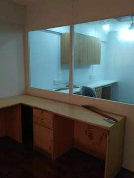 Fully furnished office @lalita tower jetalpur Vadodara