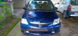 Honda City GX ZXI Top Modle, Blue Colour