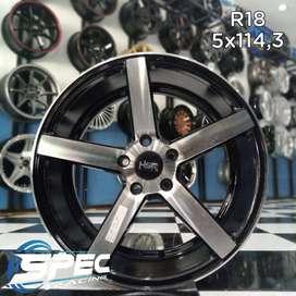 Jual Velg Mobil Honda Civic Racing R18 HSR Di Toko Velg Mobil Medan