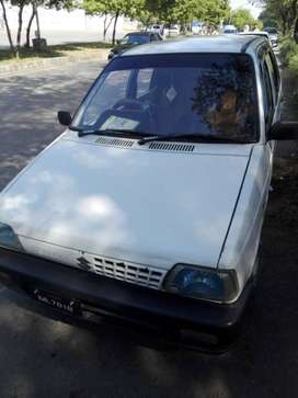 Mehran 2003 with CNG in 10/10 condition