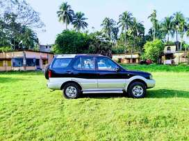 2007 Tata Safari diesel top model. 4 Power window.All paper available.