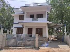 4 bedroom new house with 5 Cent land near Chanjodi, Mundukotta