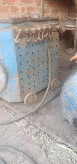 Old welding plant for sale