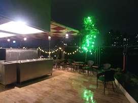 Restaurant space on rent