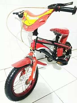 Sepeda ukuran 12 untuk anak TK