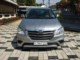 Toyota Innova 2.5 G4 7 STR, 2015, Diesel