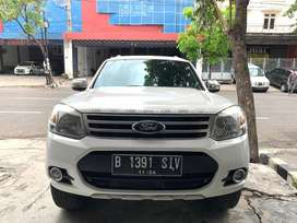 Ford Everest 2,5 LTD Matic 2014 Istimewa [ KM Rendah 70rb ]