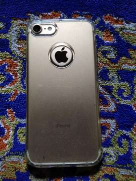 Iphone 7 gold 32 gb without any problem