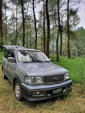 Toyota Kijang Krista Diesel 2001 a.n. sendiri