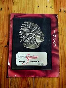 Katalog Antik Savage USA thn 1975