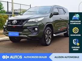 [OLXAutos] Toyota Fortuner VRZ 2019 2.5 A/T Diesel Hijau #Allison