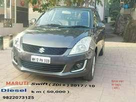 Maruti Suzuki Swift ZDi, 2017, Diesel