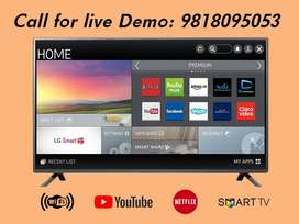 "(NEW) 50"" Smart Android Led Tv"