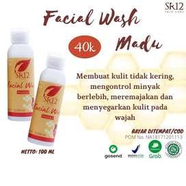 Bisa COD! Facial Wash Madu 100ml SR12