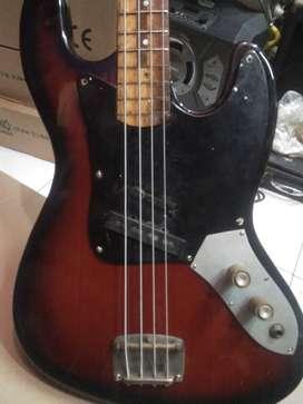 Bass jepang tua banget pokoke masih hidup merek SUZUKI