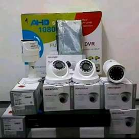 Pasang CCTV camera 2mp dan 5mp Turbo HD