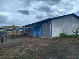 Jual pabrik bekas produksi paving blok
