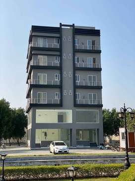 Eiffel Tower View Apartment for Sale in Bahria Town Lahore