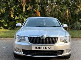 Skoda Superb 2008-2013 Elegance 1.8 TSI AT, 2010, Petrol