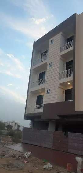 3 BHK furnished flat available  Akshay Patra Mandir, Ashadeep green
