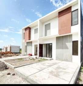 Rumah komersil DP 0%