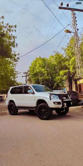 Prado 4000 Petrol Plz Read Complete Details Before Call