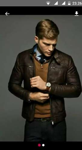 jaket kulit domba asli dari KOTA GARUT