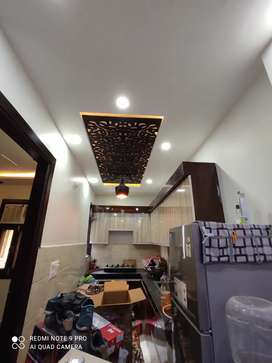 No brokerage 2bhk  fully furnished with lift car parking new floor
