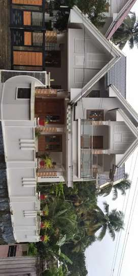 8.5 CENT LAND WITH 3000 SQUARE FEET NEW VILLA FOR SALE AT MUVATTUPUZHA