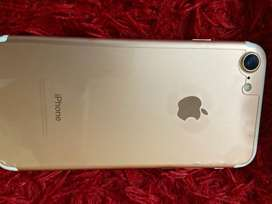 Iphone 7 with excellent condition