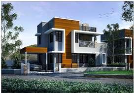 3 BHK Budget Villas for Sale   Vaniyamkulam Town