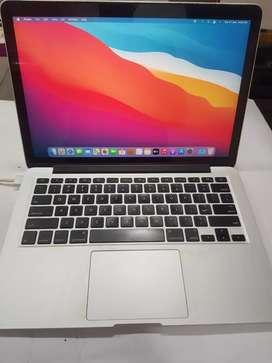Macbook pro 2015 retina i5 8gb 128gb
