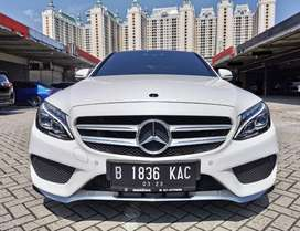 Mercy C300 AMG 2018 KM 20rb ANTIK Mercedes Benz C300 C 300