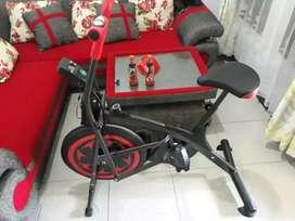 Sepeda fitness PLATINUm 2 fungsi dua fungsi