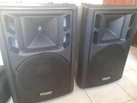 sound hupper 12 sepasang