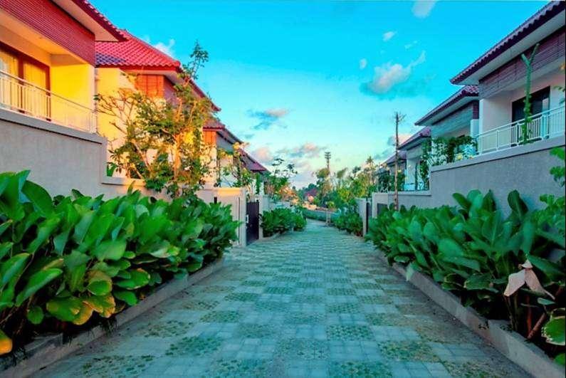 Dijual Villa Cantik di Canggu Dalam Komplek One Gate System
