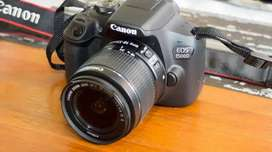 Canon 1500d on rent