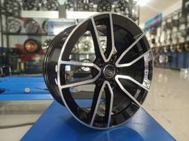 Velg mobil berkualitas ring 18 hsr for civic accord inova xpander dll