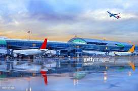 NEW HIRING FOR AIRPORT GROUND  STAFF FOR FRESHER CANDIDATE 2019