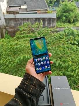 Huawei Mate 20 Pro 6/128 Kondisi Normal Segel